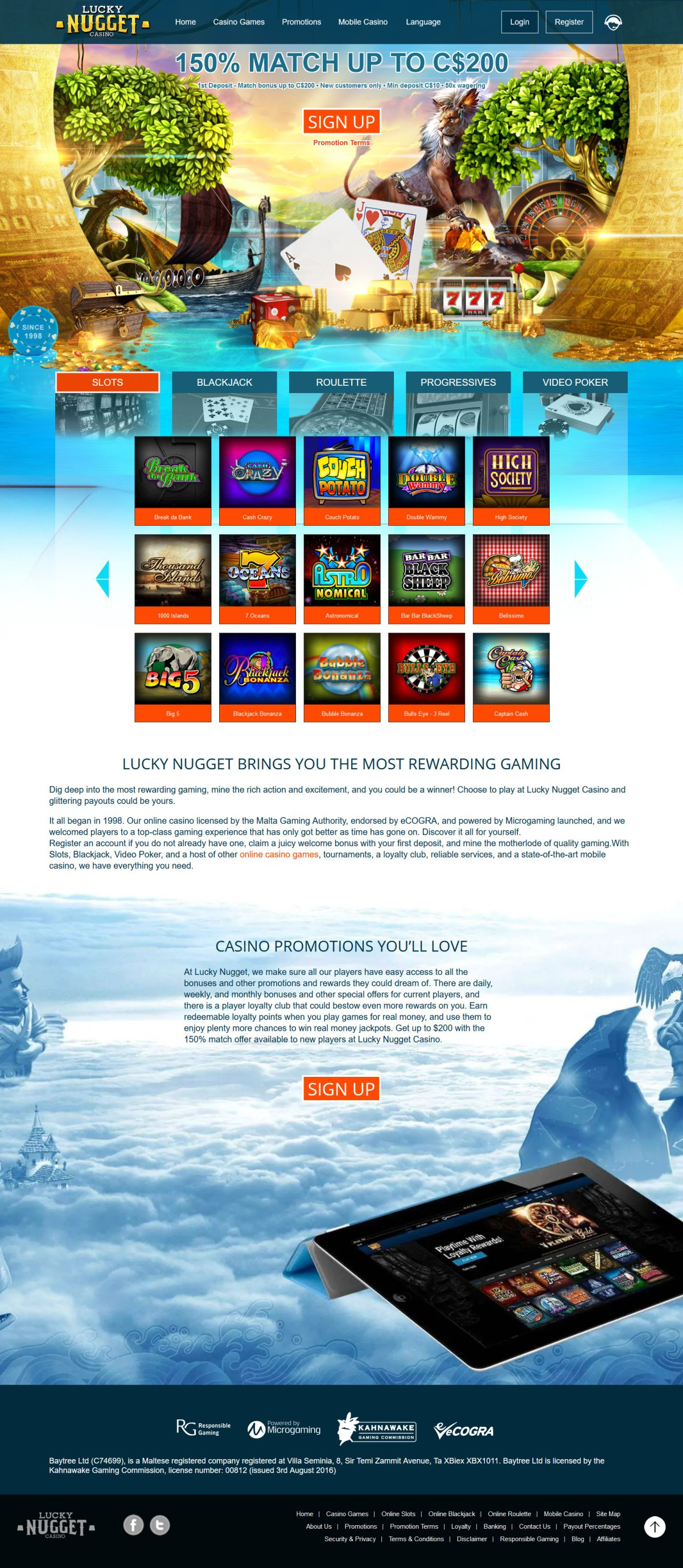 golden nugget casino online twist game login